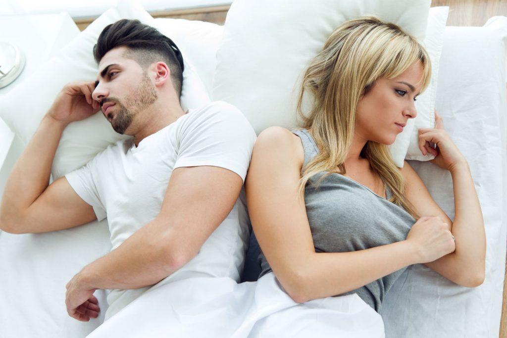 Sexo en el postparto